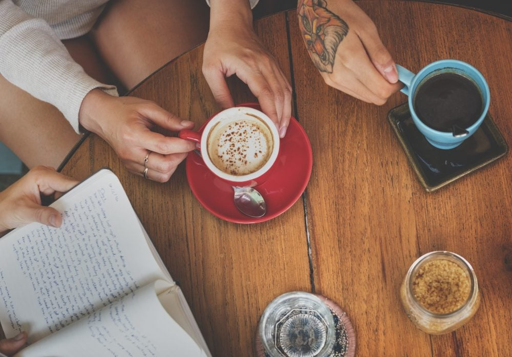 Bookclub Coffee