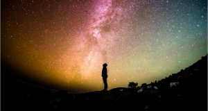 Night Sky Gazing
