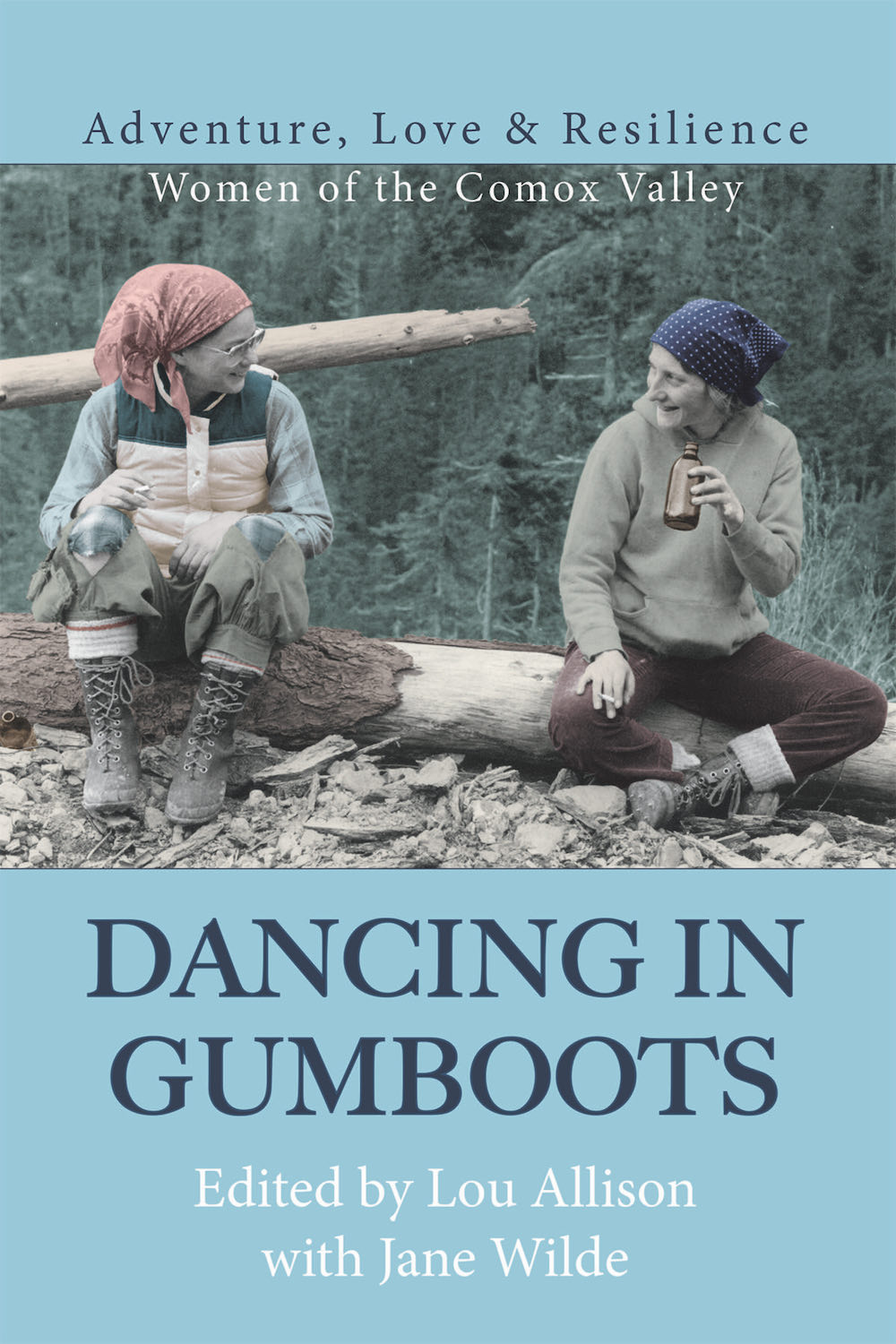 Dancing in Gumboots Title