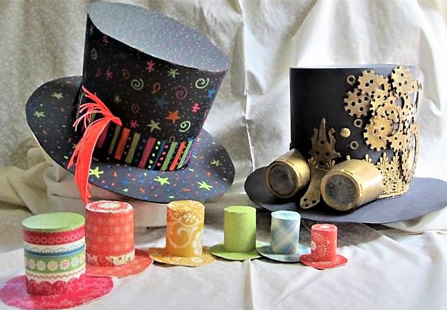 mad-hatter-steampunk-cat-in-the-hat-stovepipe-childrensartinfo-dot-com