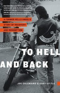 Joe Calendino To Hell and Back Cover