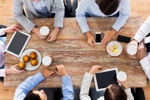 Meeting Cafe