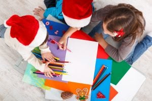 Children Colouring Holiday
