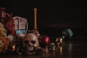 Holiday Ghost Stories