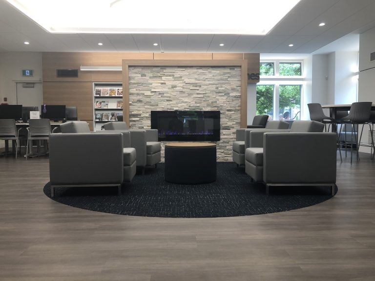 Sidney North Saanich New Branch Renovated
