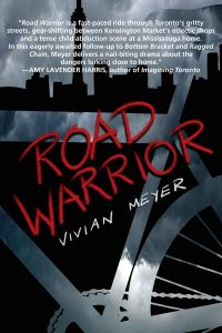 Book cover, Road Warrior by Vivian Meyer